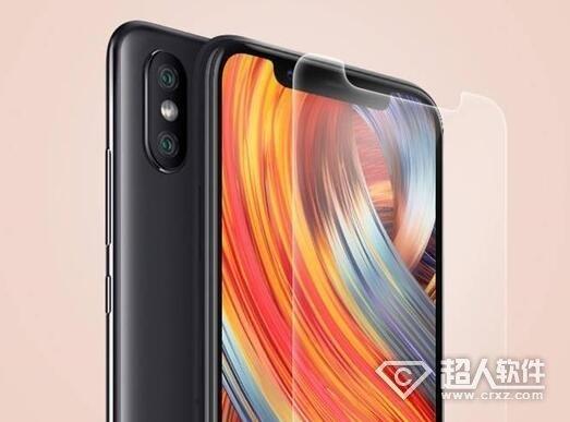 小米8钢化膜曝光 刘海屏类似iPhone X有小下巴