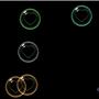 电脑七彩泡泡屏保v2.0_cai