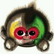 猴赛雷康康表情包正式版